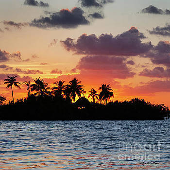 Michelle Constantine - Sunset in the Florida Keys