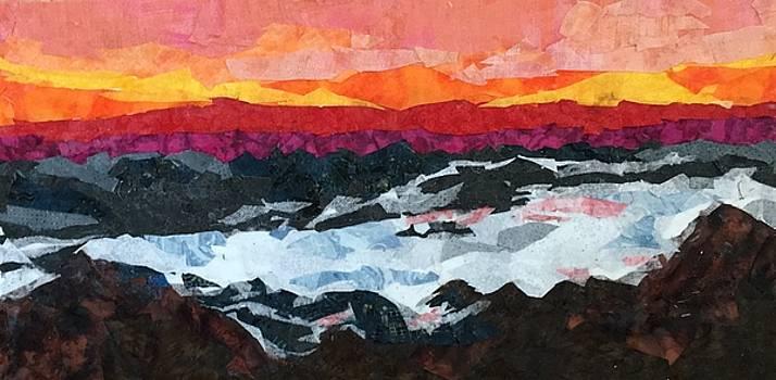 Sunset  by Mihira Karra