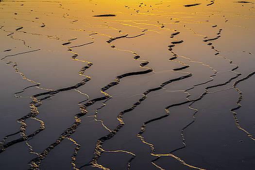 Sunset Reflection by Jeffrey Klug