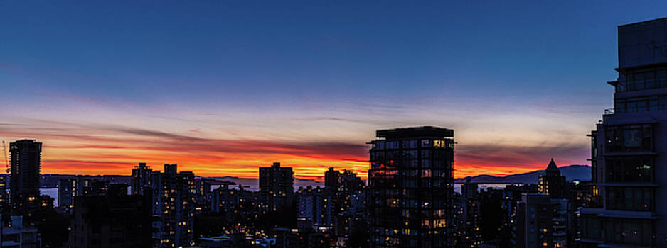 Ross G Strachan - Sunset