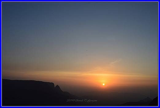 Sunset Sky by Sonali Gangane