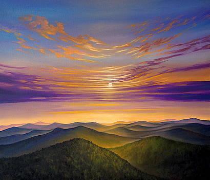 Sunset by Svetoslav Stoyanov