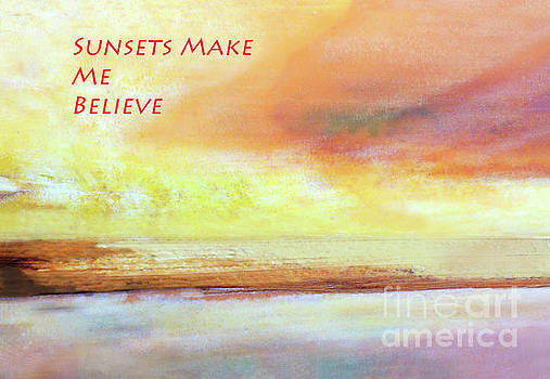 Sharon Williams Eng - Sunsets Make Me Believe Poster