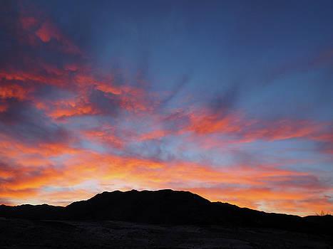 Sunup Over the Last Chance Range by Joe Schofield