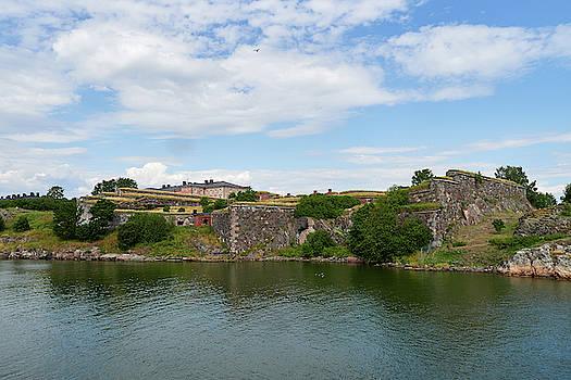 Suomenlinna view by Jouko Lehto