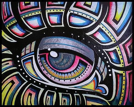 Supersonic Eye by Matt Mercer