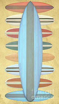Surfboards Paper by Edward Fielding