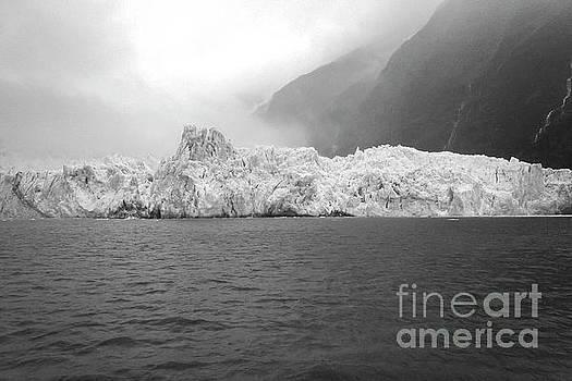 Surprise Glacier by Bernita Boyse