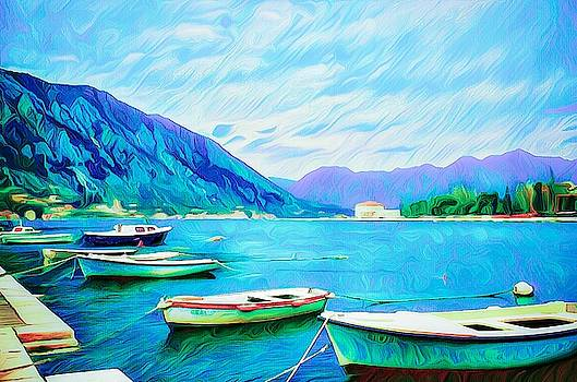 Montenegro II by Christina Ford