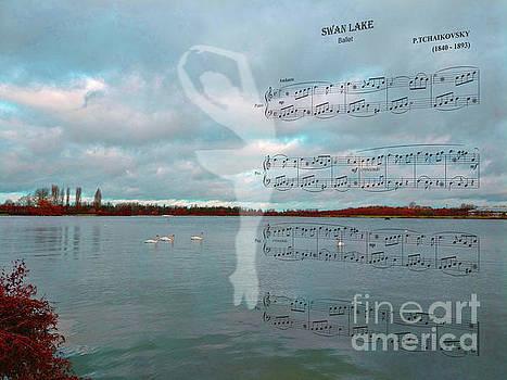 Swan Lake 2 by Galina Lavrova