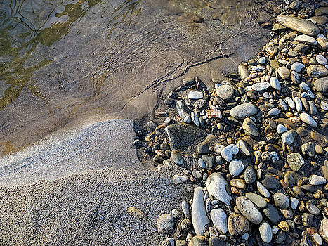 Swannanoa River Study 1 by Dan Simpson