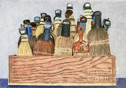 Sweep It Under The Rug by Glenda Zuckerman