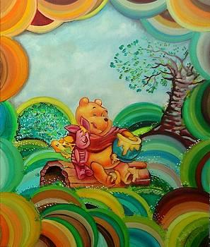 Sweet honey by Radosveta Zhelyazkova