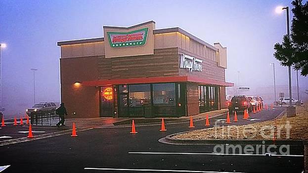 Frank J Casella - Sweet Morning Fog - Krispy Kreme