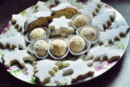 Sweet plate by Marija Djedovic