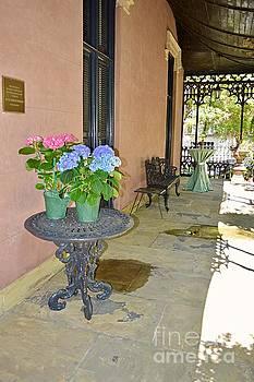 Sweet Tea Porch by Linda Covino