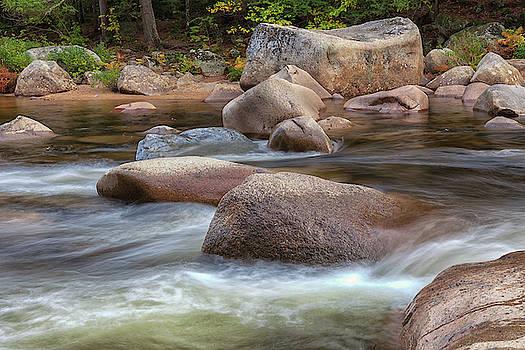 Cliff Wassmann - Swift River Rapids I