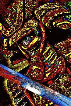 Sword DRAGON by Andy Za