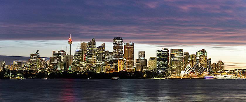 Francesco Riccardo Iacomino - Sydney Skyline