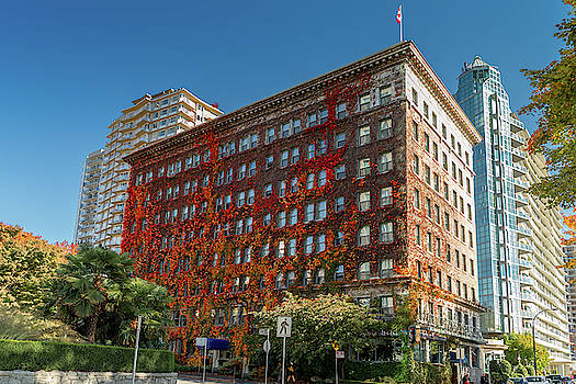 Ross G Strachan - Sylvia Hotel