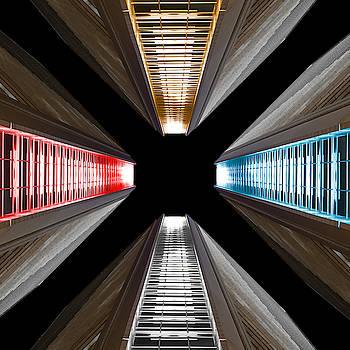 Symmetric Duke by Christine Buckley