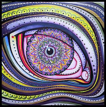 Sync Mandala by Matt Mercer