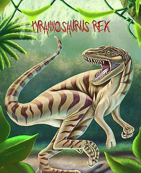 T-Rex by Heather Stinnett