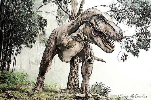 T-Rex by Pennie McCracken