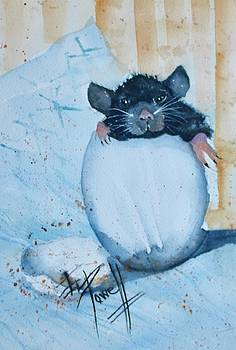 Table Mouse by George Powell