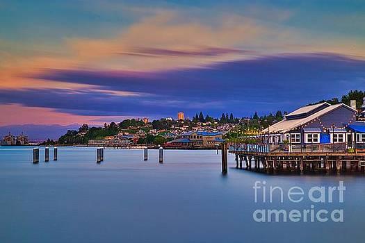 Tacoma, Point Ruston by Sal Ahmed