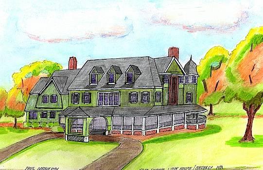 Taft Summer House by Paul Meinerth