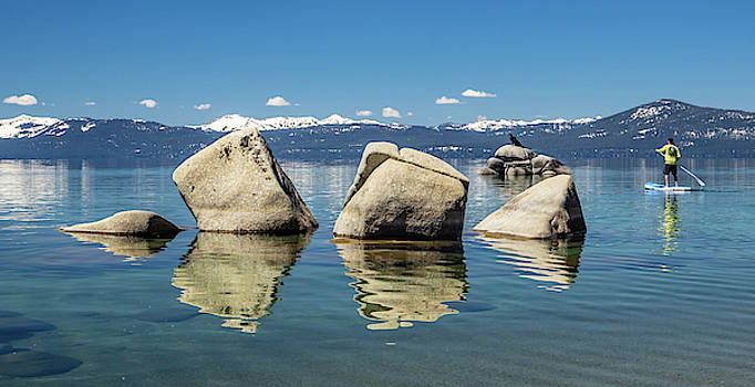 Tahoe Icon by Martin Gollery