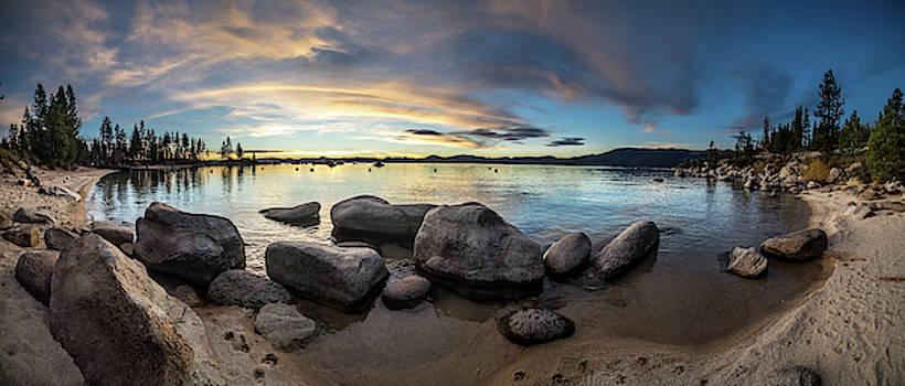 Tahoe Panorama by Martin Gollery