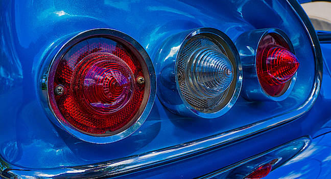 Tail Lights by Tom Gresham