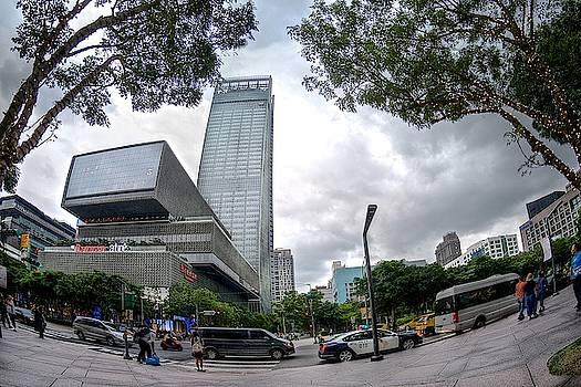 Taipei Street by Russ Barneveld