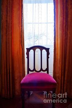 Take a Seat by Linda Covino