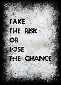 Take The Risk by Ricky Barnard
