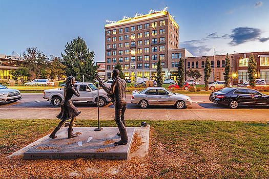 Take the Stage and The Bristol Hotel by Greg Booher
