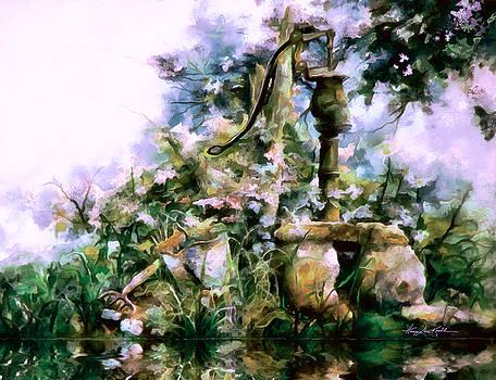 Tangled Garden Dreams by Hanne Lore Koehler