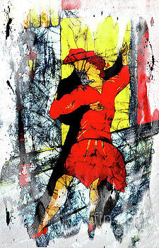 Tango Time in Buenos Aires by Joseph Hendrix