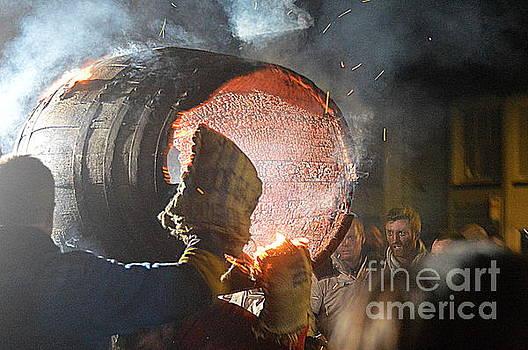 Tar Barrels by Andy Thompson