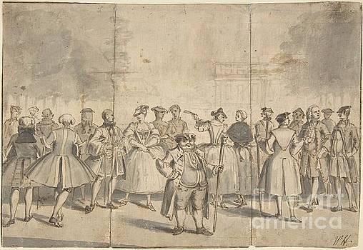 Flavia Westerwelle - Taste a la Mode in the Year 1753