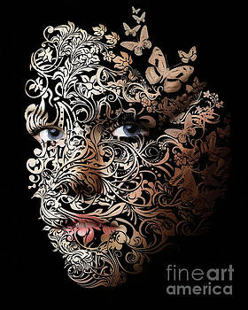 Tattoo Girl by Erik Brede