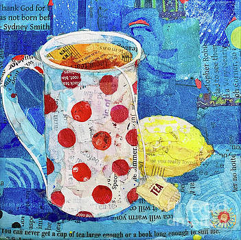 Tea with Lemon by Patricia Henderson