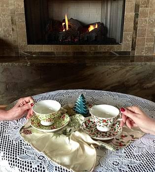 Teacup Friends by Laurel Adams