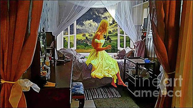 Kathy Kelly - Teddy Bear Bedroom