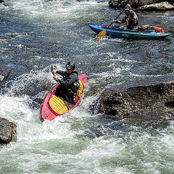 Tony Crehan - Tellicoe Rapids - You go first