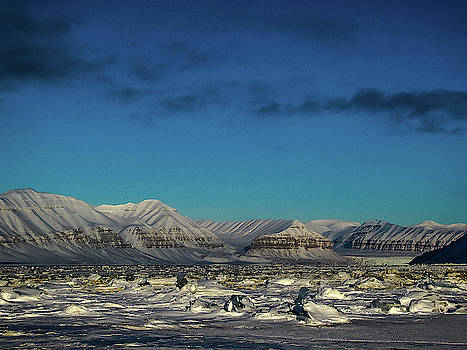Tempelfjord by Kai Mueller