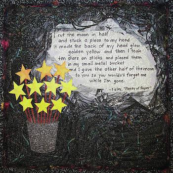 Ten Stars on Sticks by Pam Geisel