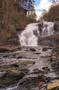 Tony Crehan - Tennessee USA - Bald River Falls